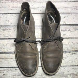 Clarks Bushacre 3 Chukka Boots Size 11.5